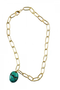 Turquoise Necklace to be featured in Real Simple magazine