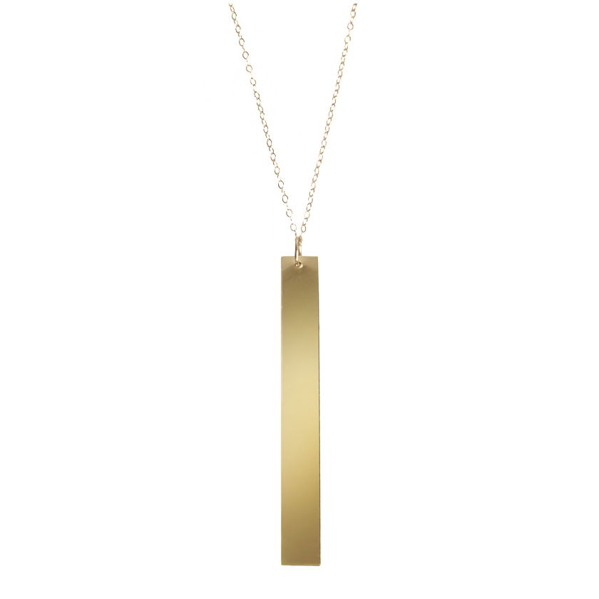 2″ Bar Necklace