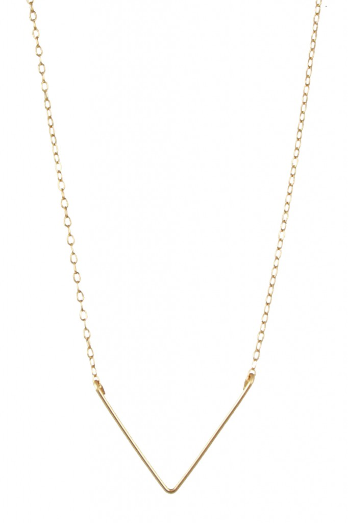 Open V Necklace